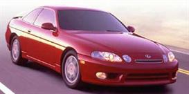 1997 lexus sc400 mvma specifications