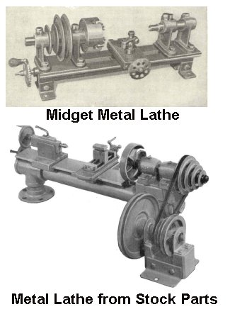 Plans To Build Your Own Metal Lathes Ebooks Technical