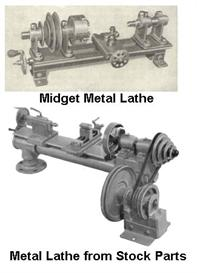plans to build your own metal lathes
