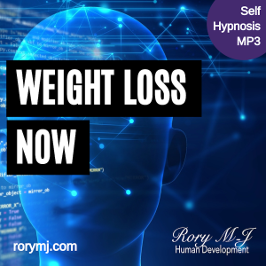 weight loss now - self hypnosis audio - hypnotherapy mp3