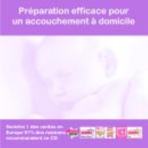 préparation efficace pour l'accouchement à domicile