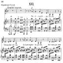 Die alten bösen Lieder Op.48 No.16, Low Voice in A minor,  R. Schumann (Dichterliebe). C.F. Peters.   eBooks   Sheet Music