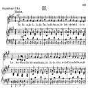 Die Rose, die Lilie, die  Taube, Op. 48 No. 3, Low Voice in A Major,  R. Schumann (Dichterliebe). C.F. Peters. | eBooks | Sheet Music
