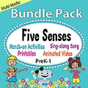 The Five Senses | Movies and Videos | Children's