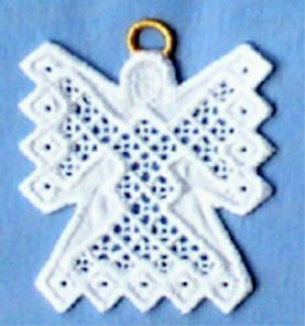 Hardanger Ornaments Collection DST | Crafting | Embroidery