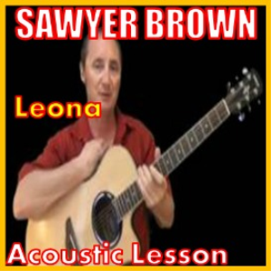 Learn to play Leona by Sawyer Brown | Movies and Videos | Educational