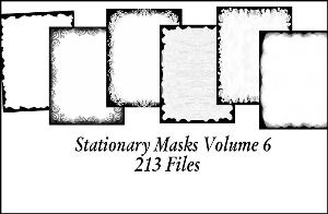 paint shop pro masks vol 6