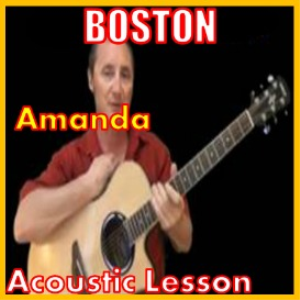 Learn to play Amanda by Boston | Movies and Videos | Educational