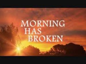 morning has broken (bunessan) for full orchestra instrumental hymn