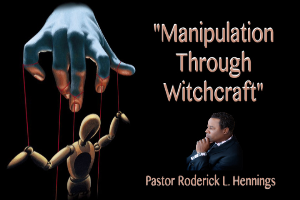 manipulation through witchcraft