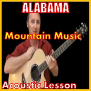 learn to play mountain music by alabama