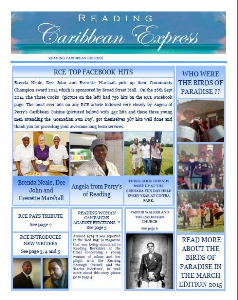reading caribbean express (new year special 2015)