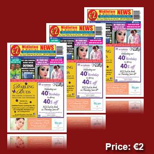 Midleton News June 3rd 2015 | eBooks | Magazines