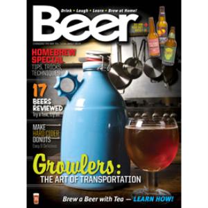 beer magazine #35