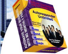 autoresponder unlimited create a powerful follow-up sequential email c
