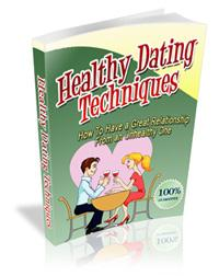 *NEW* Healthy Dating Techniques  With Master | eBooks | Romance