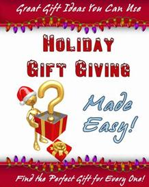 **new** holiday gift giving made easy   with master resale rights