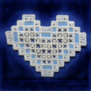 Hardanger On-Point PES | Crafting | Embroidery