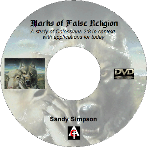 marks of false religion mp3