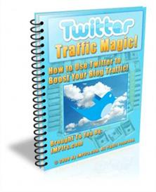 **NEW** Twitter Traffic Magic With Master Resale Rights | eBooks | Internet