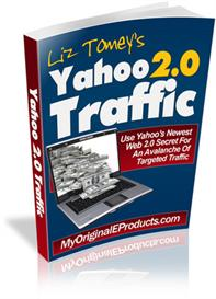 *new* yahoo 2.0 traffic with master resale rights