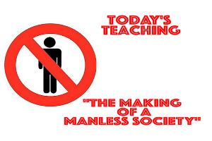 the making of a manless society