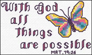 qs with god all things possible
