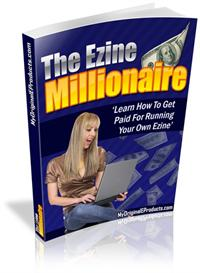 the ezine millionaire with master resale rights
