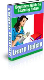 **NEW** Learn italian WIth Master Resale Rights | eBooks | Education