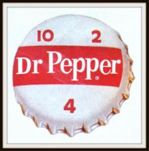 dr. pepper magazine ads package