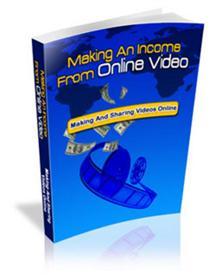 **new** make an income from online video with master resale rights