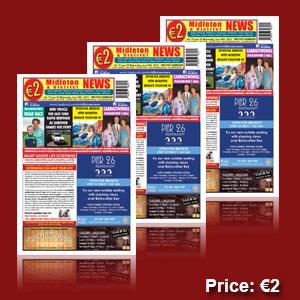 Midleton News June 24th 2015 | eBooks | Magazines