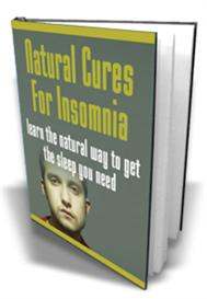 natural cures for insomnia ! master resale rights included.