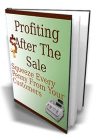 profiting after the sale now  ! master resale rights included.