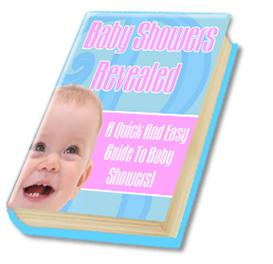 baby showers revealed - a quick and easy guide to baby showers
