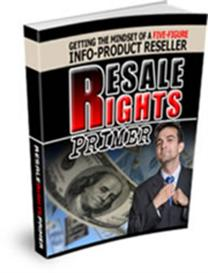 Resale Rights Primer  With Master Resale Rights | eBooks | Business and Money