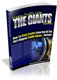 stealing traffic from the giants - - - master resale rights inc