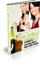 wine tasting with master resale rights