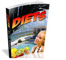 Diets for the Summer with Master Resale Rights | eBooks | Food and Cooking