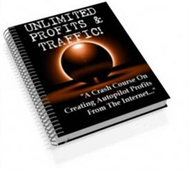 unlimited profits & traffic with master resale rights