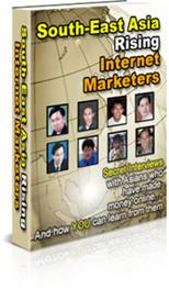 south east asia rising internet marketers with master resale rights