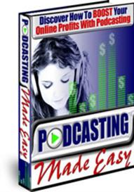podcasting made easy with full master resale rights