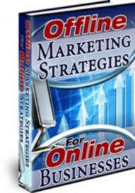 Super Offline Marketing Strategies With Master Resale Rights | eBooks | Business and Money