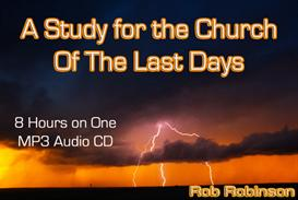 the church of the last days on one 8 hour audio cd