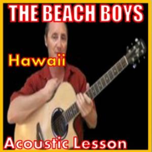 learn to play hawaii by the beach boys