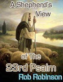 a shepherd's view of the 23rd psalm on one 12 hour audiobook