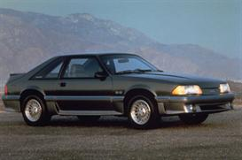 1987 Ford Mustang MVMA | eBooks | Automotive