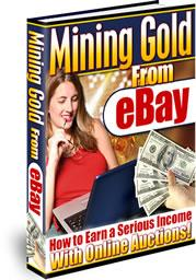 mining gold from ebay with master resale rights