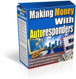 new making money with autoresponders with master resale rights