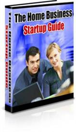 the home business startup guide with master resale rights
